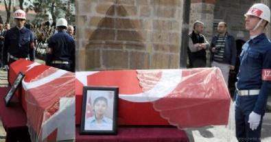 HAVA KUVVETLERİ - Kayseri'nin ilk kadın şehidi Ayşegül Pürnek'e veda