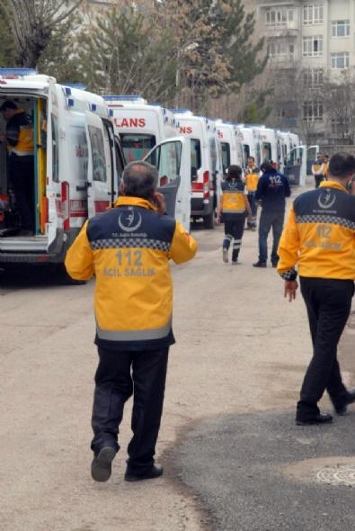Diyarbakırda Zırhlı Ambulans Dönemi