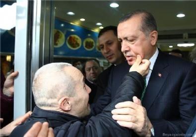 KADIR TOPBAŞ - Cumhurbaşkanı Erdoğan İstanbul'da