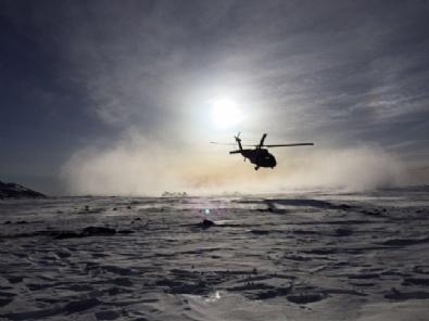 TENDÜREK DAĞI - Tendürek Dağı'nda PKK'ya Büyük Darbe