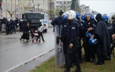 NEVRUZ - Emniyet Müdürü HDP'lilerin Nevruz Kutlamasına İzin Vermedi