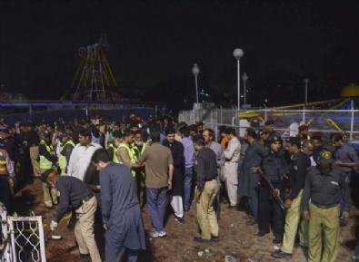 PAKISTAN - Pakistan'da Terör Saldırısı