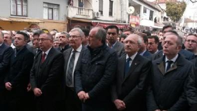 MUHARREM İNCE - Kılıçdaroğlu Ve Baykal Cenazede Buluştu