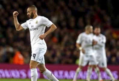 CRİSTİANO RONALDO - Barcelona Real Madrid: 1-2 Maç Sonucu