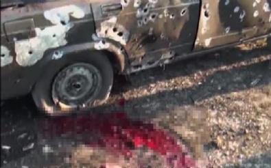 Azerbaycan-Ermenistan Sınırındaki Çatışmadan İlk Fotoğraflar