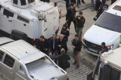 HALKLARIN DEMOKRATİK PARTİSİ - HDP'li Yöneticiler Gözaltında