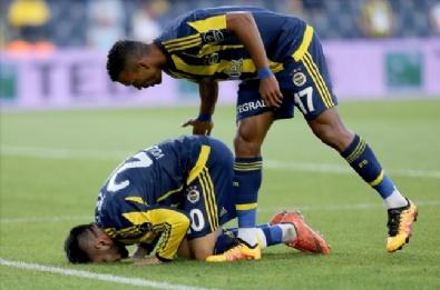 Fenerbahçe - Mersin İdmanyurdu Maçından En Güzel Fotoğraflar