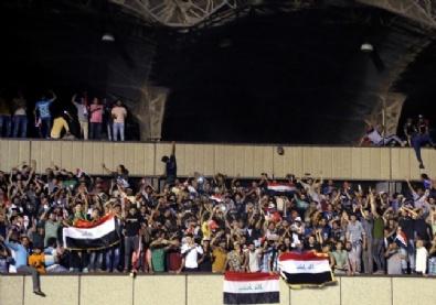 Irak'ta Parlamento Binası Basıldı