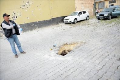 Kilis'e Roketler Düştü