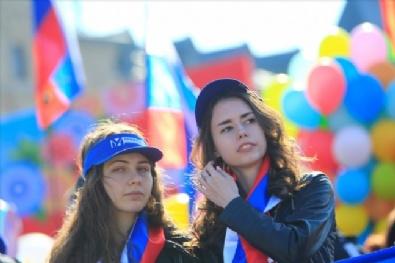 Rusya'da 1 Mayıs Emek Ve Dayanışma Günü