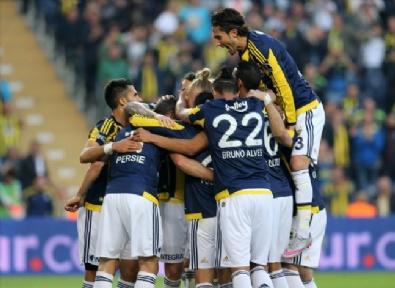 F.Bahçe - Gaziantepspor Maçından En Güzel Fotoğraflar