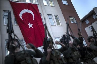 HAKKARİ YÜKSEKOVA - Mehmetçik Yüksekova'dan tekbirlerle ayrıldı