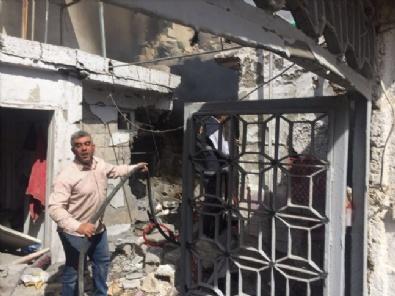 Kilis'e Suriye'den Roket Atıldı