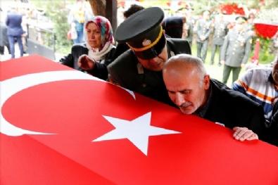 PIYADE - Ankara Şehidini Uğurladı