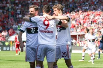 MÜNİH - Şampiyon Bayern Münih!