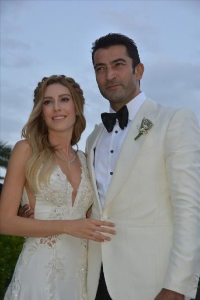 SİNEM KOBAL - Kenan İmirzalıoğlu Ve Sinem Kobal Evlendi
