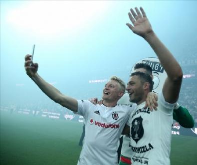 VODAFONE - Beşiktaşta Şampiyonluk Kutlamaları