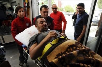 Ata Demirer Motosiklet Kazası Geçirdi