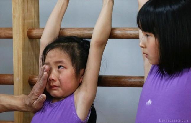 altin madalya - Çin'de sporcular böyle yetiştiriliyor