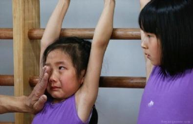 Çin'de sporcular böyle yetiştiriliyor