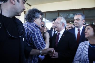 KEMAL KILIÇDAROĞLU - Kemal Kılıçdaroğluna İkinci Protesto