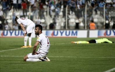 Adana Demirspor - Vartaş Elazığspor Maçından Kareler
