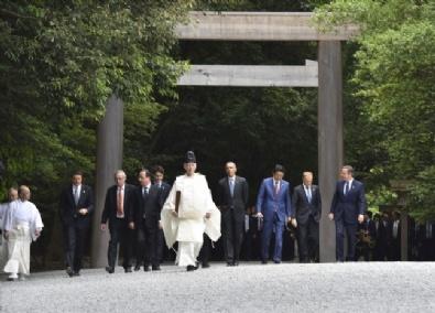 JAPONYA BAŞBAKANI - G7 Liderler Zirvesi
