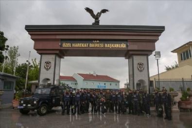 POLİS AKADEMİSİ - Özel Harekatçılar Savaş Muhabirlerini Eğitiyor
