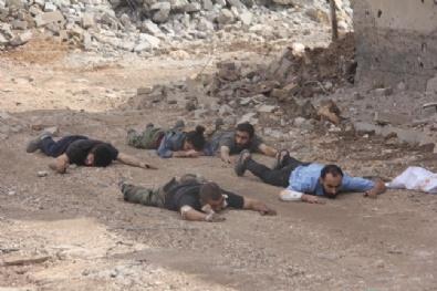 Nusaybin'de 5 Terörist Daha Böyle Teslim Oldu