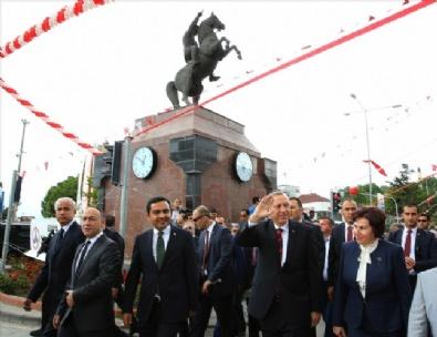 Cumhurbaşkanı Erdoğan Kırşehirde