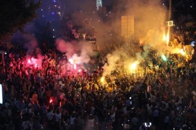Multigroup Alanyaspor'da Şampiyonluk Coşkusu