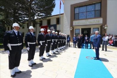 Binali Yıldırım Başbakan olarak ilk kez Erzincan'da