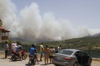 OLIMPOS - Antalya'da İkinci Büyük Yangın