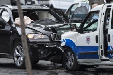 Hırsız Polis Kovalamacası Çatışmaya Dönüştü