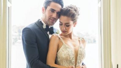 Kadir Doğulu İle Neslihan Atagül Evlendi