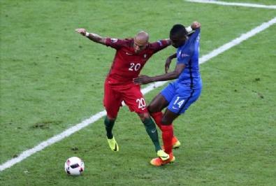 Portekiz - Fransa Maçından Kareler