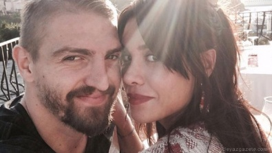 CANER ERKİN - Caner Erkin, Şükran Ovalı'yla aşkını ilan etti