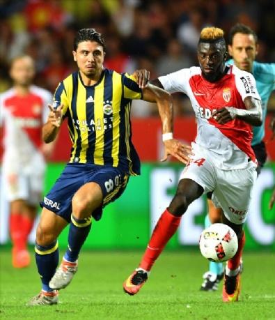 fenerbahce - Monaca-Fenerbahçe (Şamiyonlar Ligi)