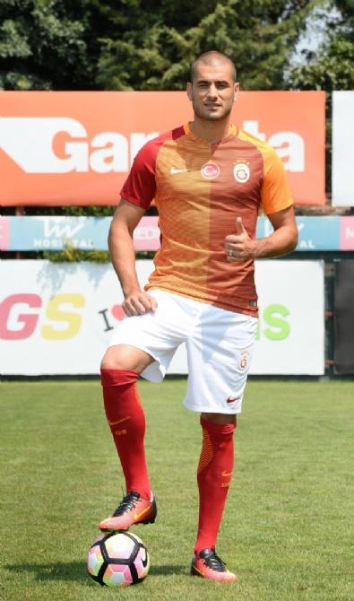 EREN DERDIYOK - Eren Derdiyok, Galatasaray'a İmzayı Attı