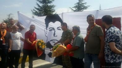 ŞEHİT ASKER - UltrAslan Ankara Özel Kuvvetler Komutanlığı'nı ziyaret etti