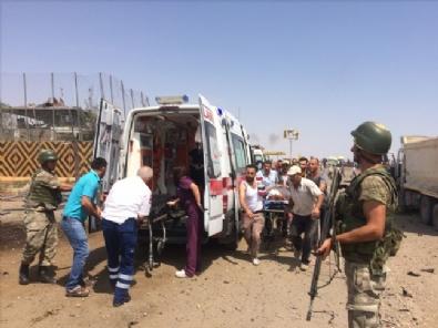 Diyarbakır'daki Saldırıdan İlk Fotoğraflar
