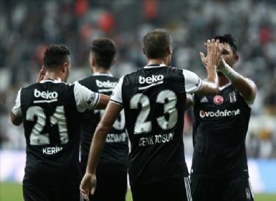 Beşiktaş Alanyaspor Maçından Kareler