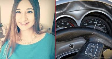 ANTALYA - Feci kaza: Hız kadranı 170 kilometrede takılı kaldı