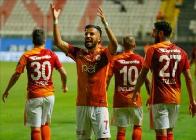 Galatasaray - Akhisarspor Maçından Kareler
