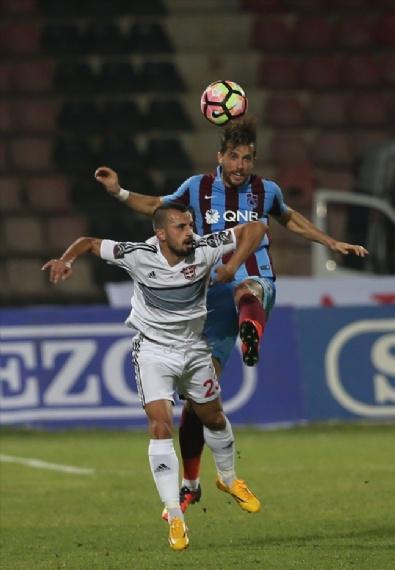 Gaziantepspor - Trabzonspor Maçından Kareler