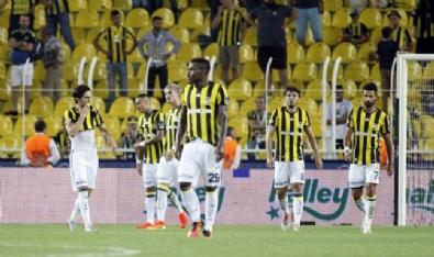 Fenerbahçe - Kayserispor maçından en güzel kareler