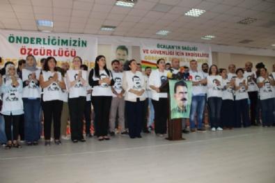 ABDULLAH ÖCALAN - HDPli Milletvekilleri Öcalan İçin Açlık Grevine Başladı