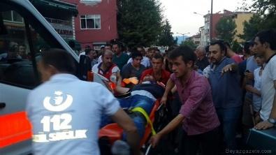 Sinop'un Durağan ilçesindeki kavgadan ilk fotoğraflar