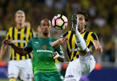 SÜPER LIG - Fenerbahçe - Bursaspor Lig Maçı