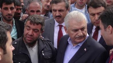 Başbakan Yıldırım Somkaya Köyünde